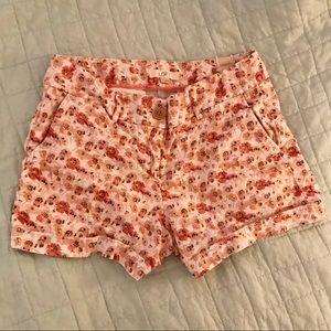 LOFT floral 🌸 printed shorts